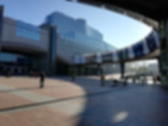 Вход в Европарламент