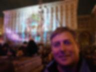 Селфи на фоне киевской мэрии