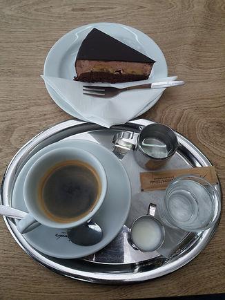 Прекрасный кофе Словакии