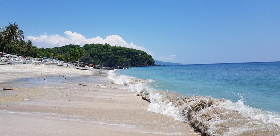 Virgin Beach. Bali