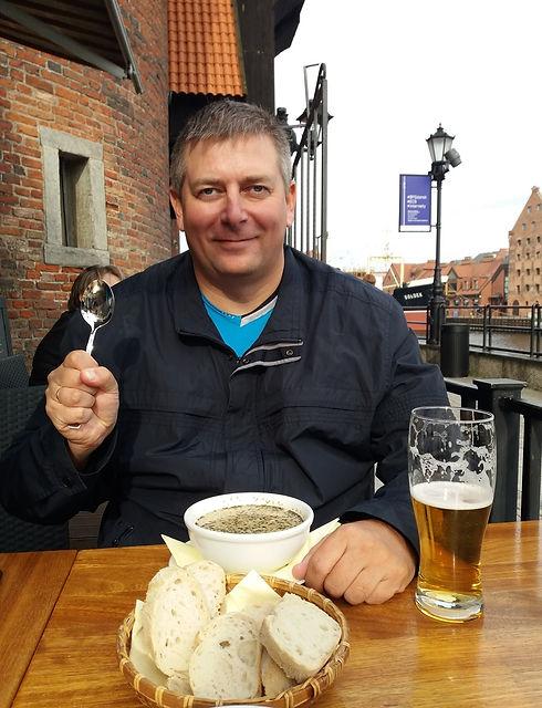 Гданьск, самый вкусный журек