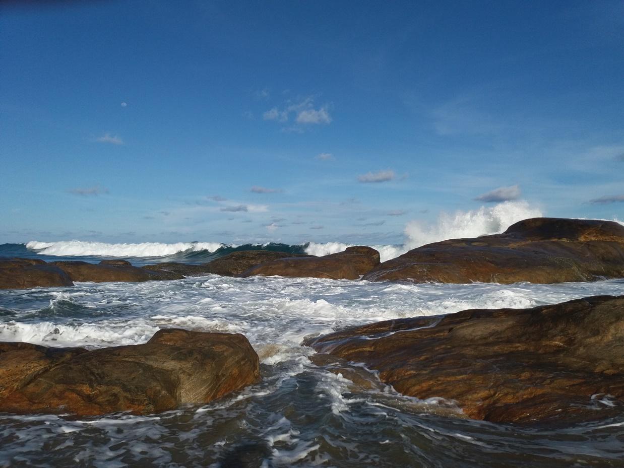 Волнующийся океан
