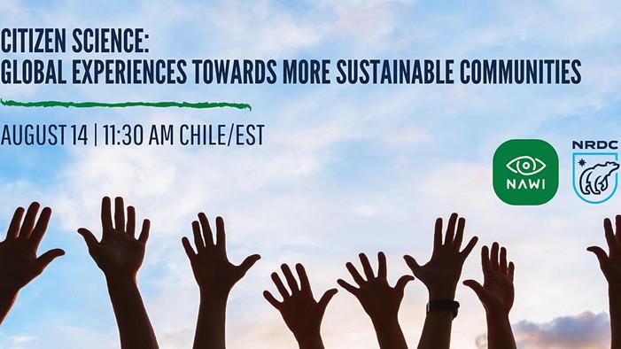 Estarem@s compartiendo experiencias sobre Ciencia Ciudadana alrededor del mundo! Ven a compartir y a