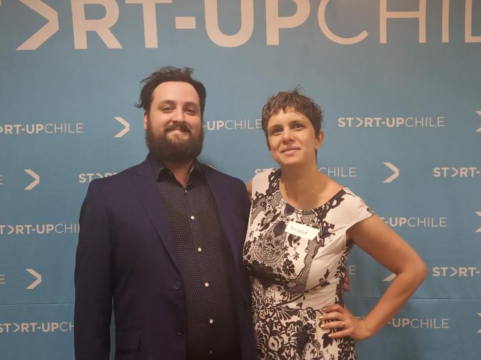 Ya es oficial, desde hoy somos parte de la G21 del programa Seed de Start-Up Chile