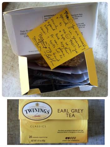 Post-it direct mail