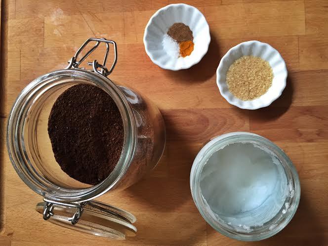 coffee-scrub-ingredients