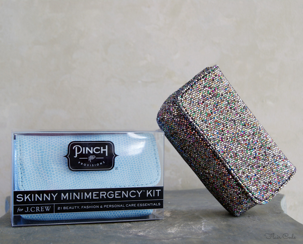 Pinch Provisions: Minimergency Kit