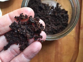 Take It To Go: DIY Coffee Scrub