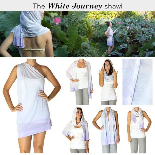 Journey Shawl by Kooshoo