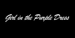 Girl in the Purple Dress