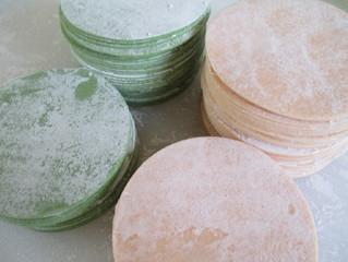 餃子の皮が人気 もちもち感がプロ料理人も注目