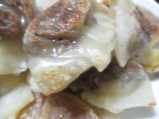 鶏餃子 もっちり餃子の皮でカレー風味 簡単!