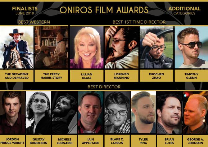 """Autumn"" Wins at Oniros Film Awards"