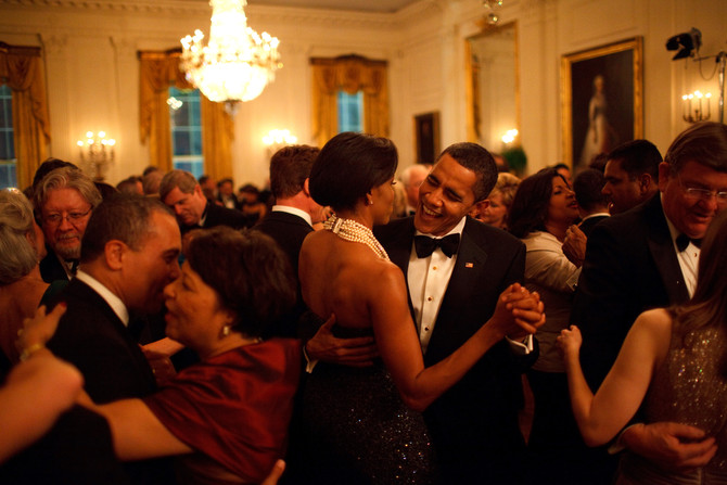 My Favorite Photographs by White House Photographer Pete Souza
