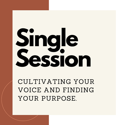 Cultivating Your Voice and Finding Your Purpose