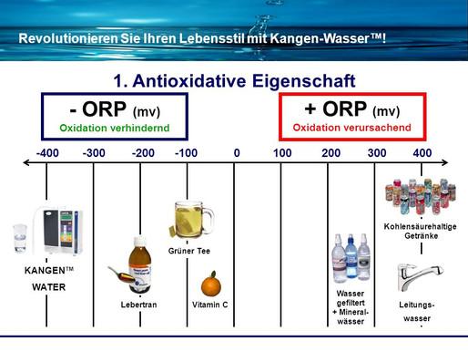 Kangen Water®: Gratis Zoom Webinar, jeden Dienstag, 20 Uhr