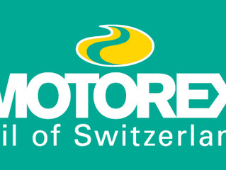 Motorex Signs On as Series Supporter