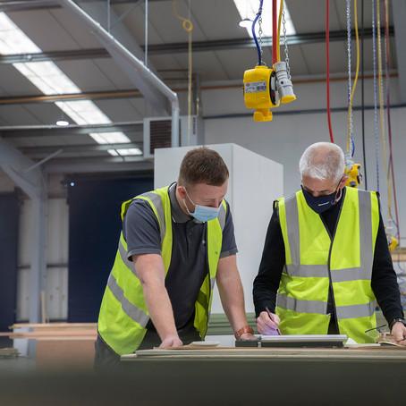 Hugh Stirling appointed to Midlothian Council building framework.