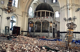 Destroying mosques is a crime