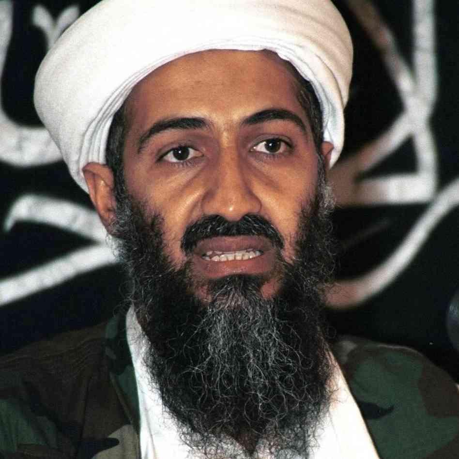 Bin Laden. Al Qaeda