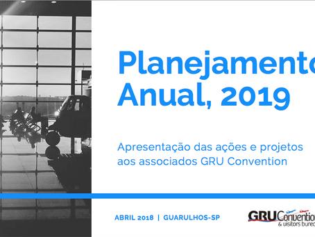 Reunião de Planejamento GRU Convention
