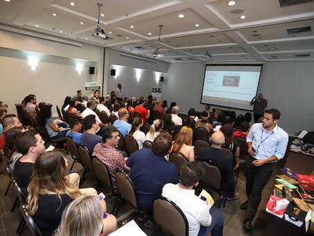 Restaurante 4.0 reúne mais de 70 empresários no Hotel Mercure