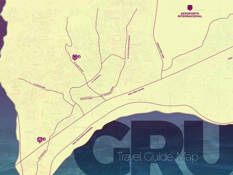 Mapa Turístico de Guarulhos: como anunciar minha empresa