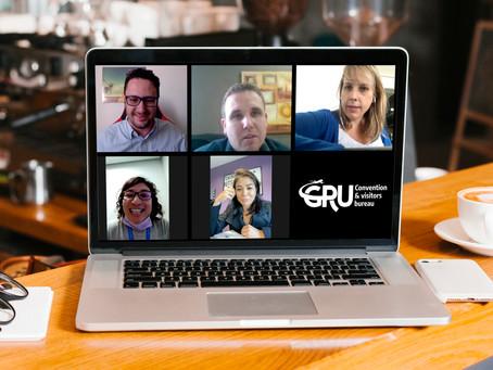 Gerentes Gerais de Guarulhos se reúnem em plataforma online