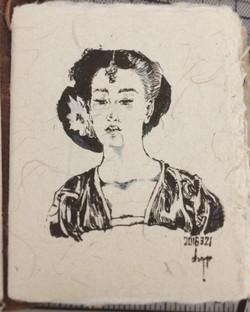 Tang Woman