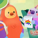 Foods of the Rainbow | The Feelingwells