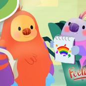 Foods of the Rainbow   The Feelingwells
