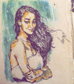 Girl from Rainforest