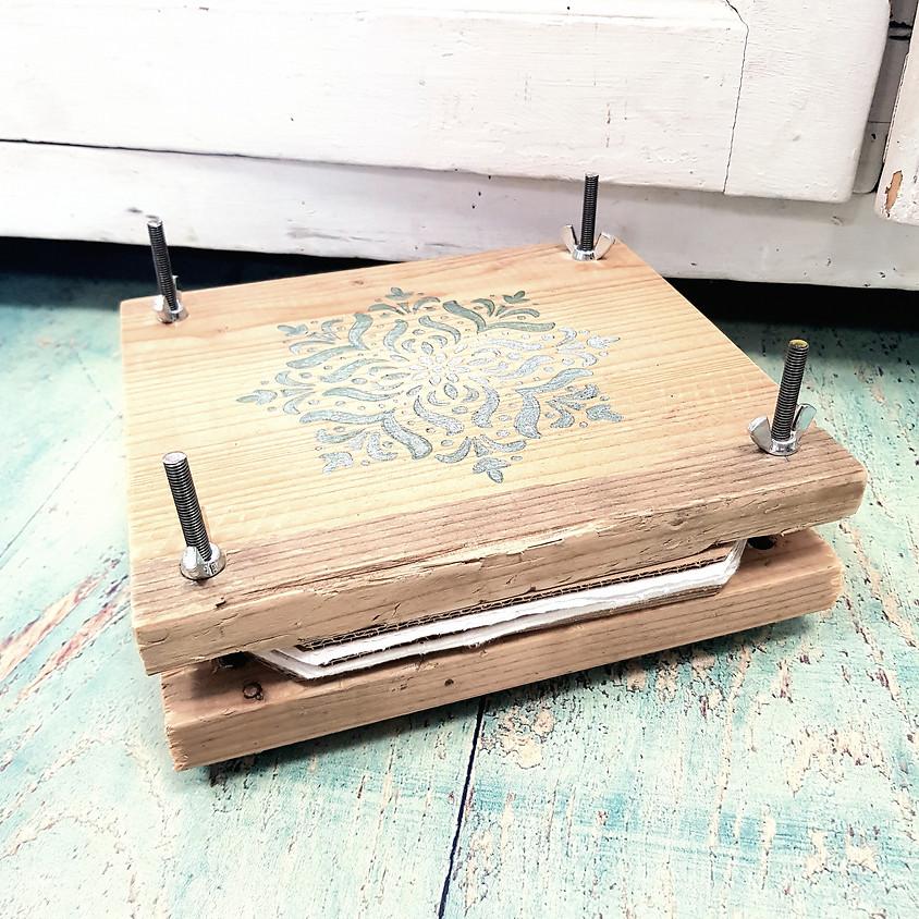 DIY Nature : Réalisation d'une presse à fleur