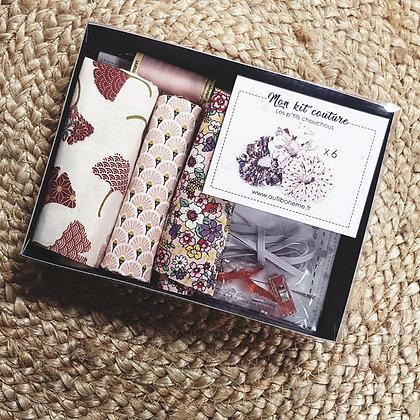 Kit couture - les chouchous - Rose