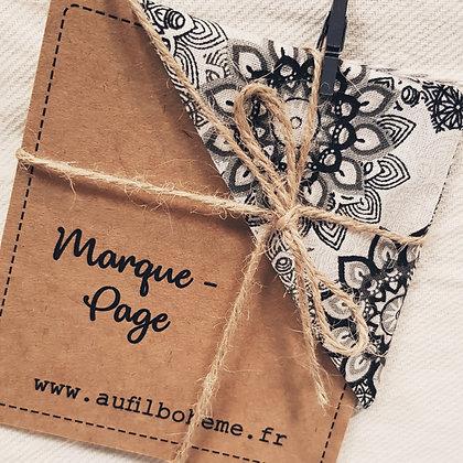 Marque page - Boho