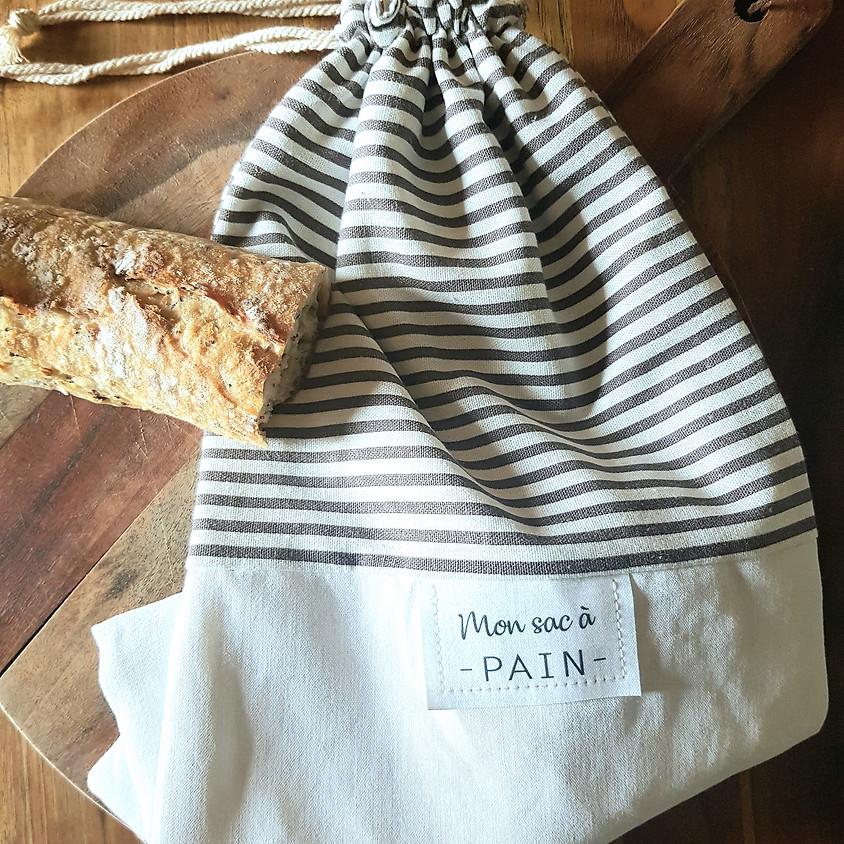 Atelier couture débutant : le sac à pain