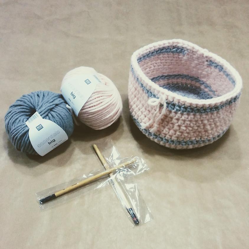 Atelier Crochet niveau débutant /intermédiaire