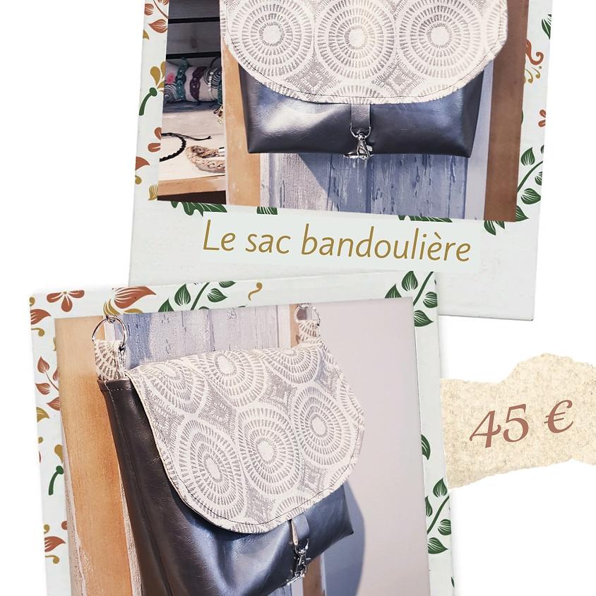 Atelier couture : le sac bandoulière