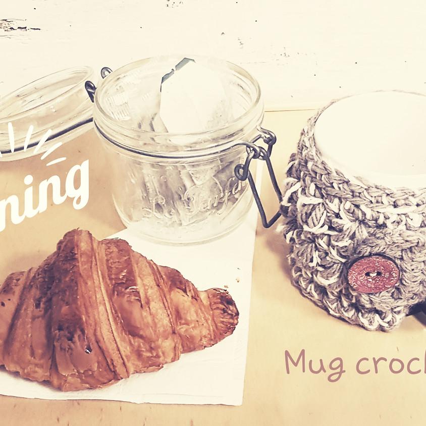 Atelier mug crochet