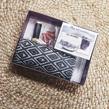 Kit couture - les charlottes - Géométrique
