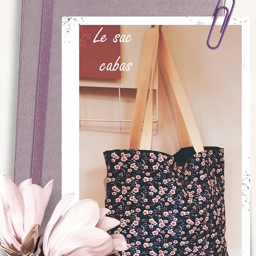 Atelier couture : le sac cabas