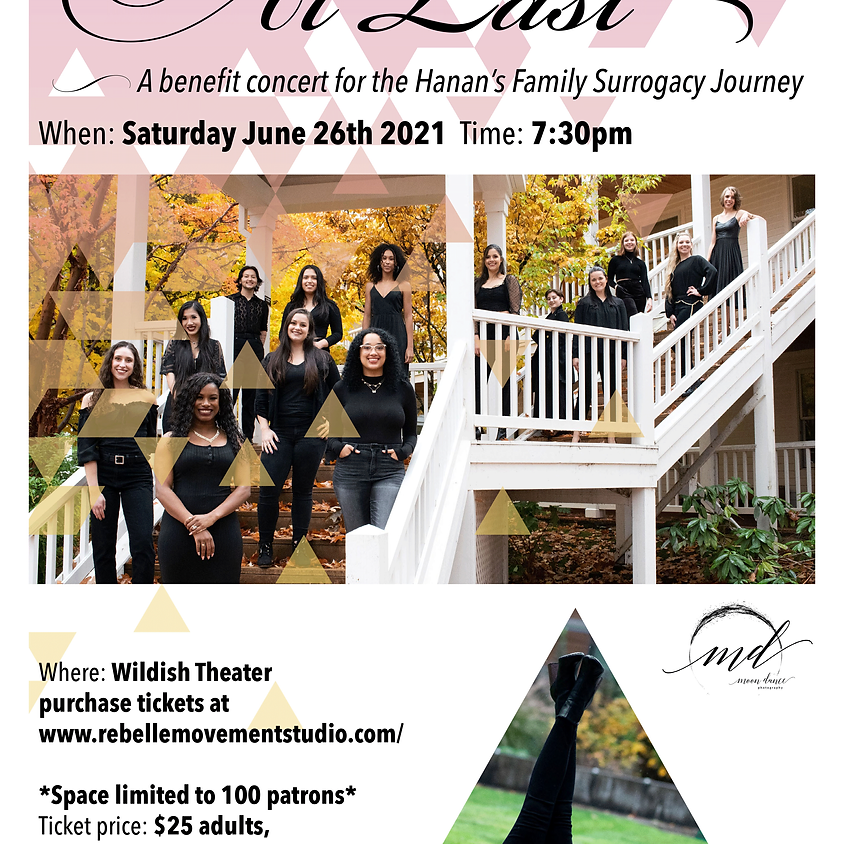 """""""At Last"""" Presented by Elite Dance Company"""