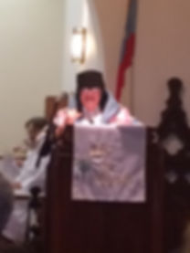 REV. ANN AS CALVIN