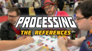 Processing - the References