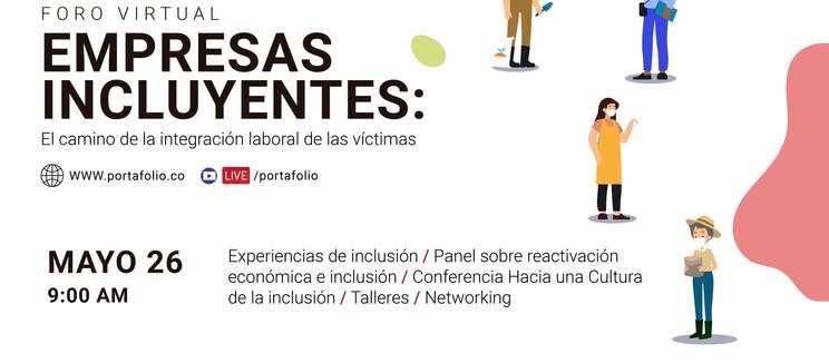 Empresas Incluyentes: El camino de la integración laboral de las víctimas