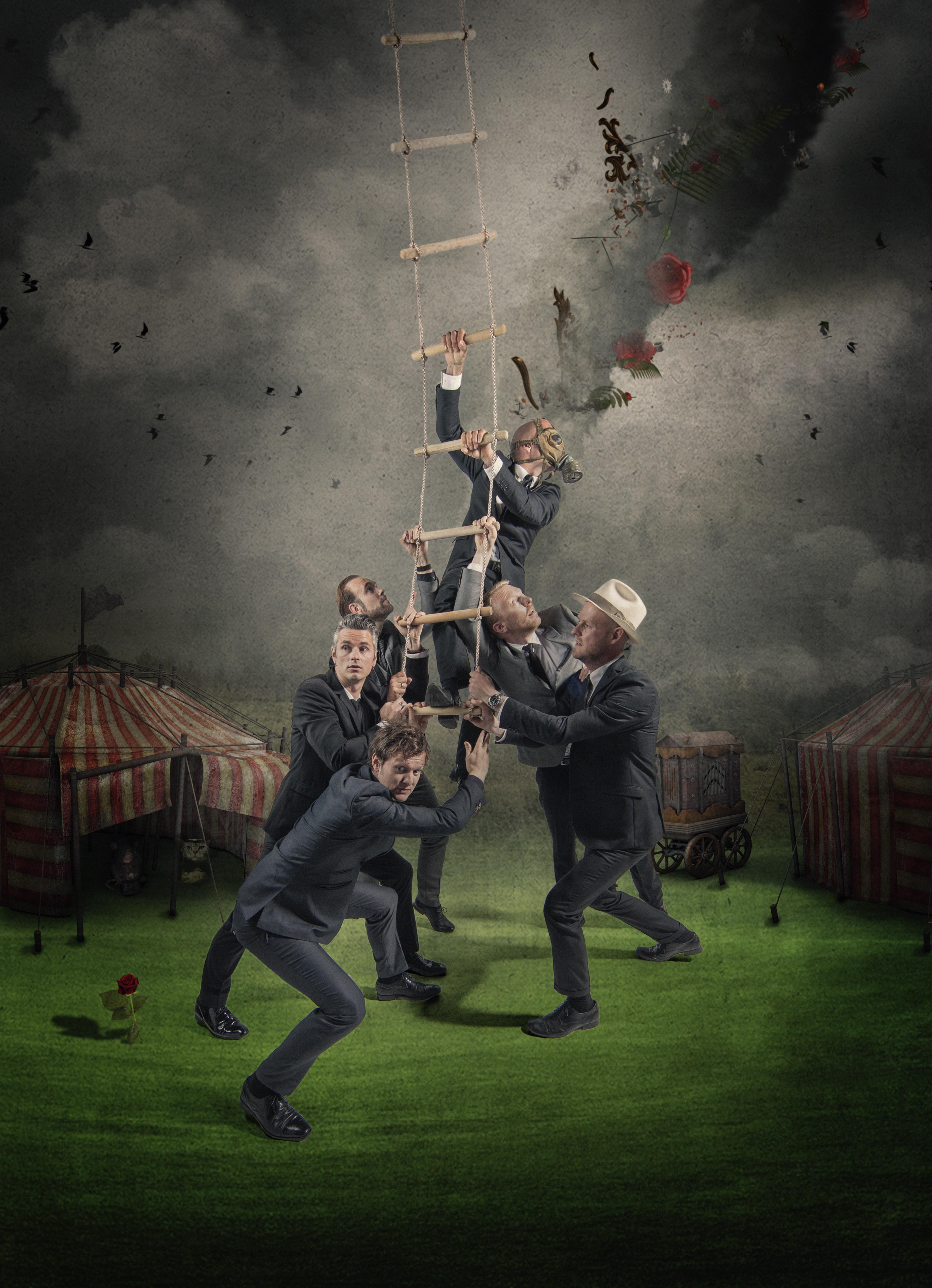 Kaizers Orchestra-siste dans
