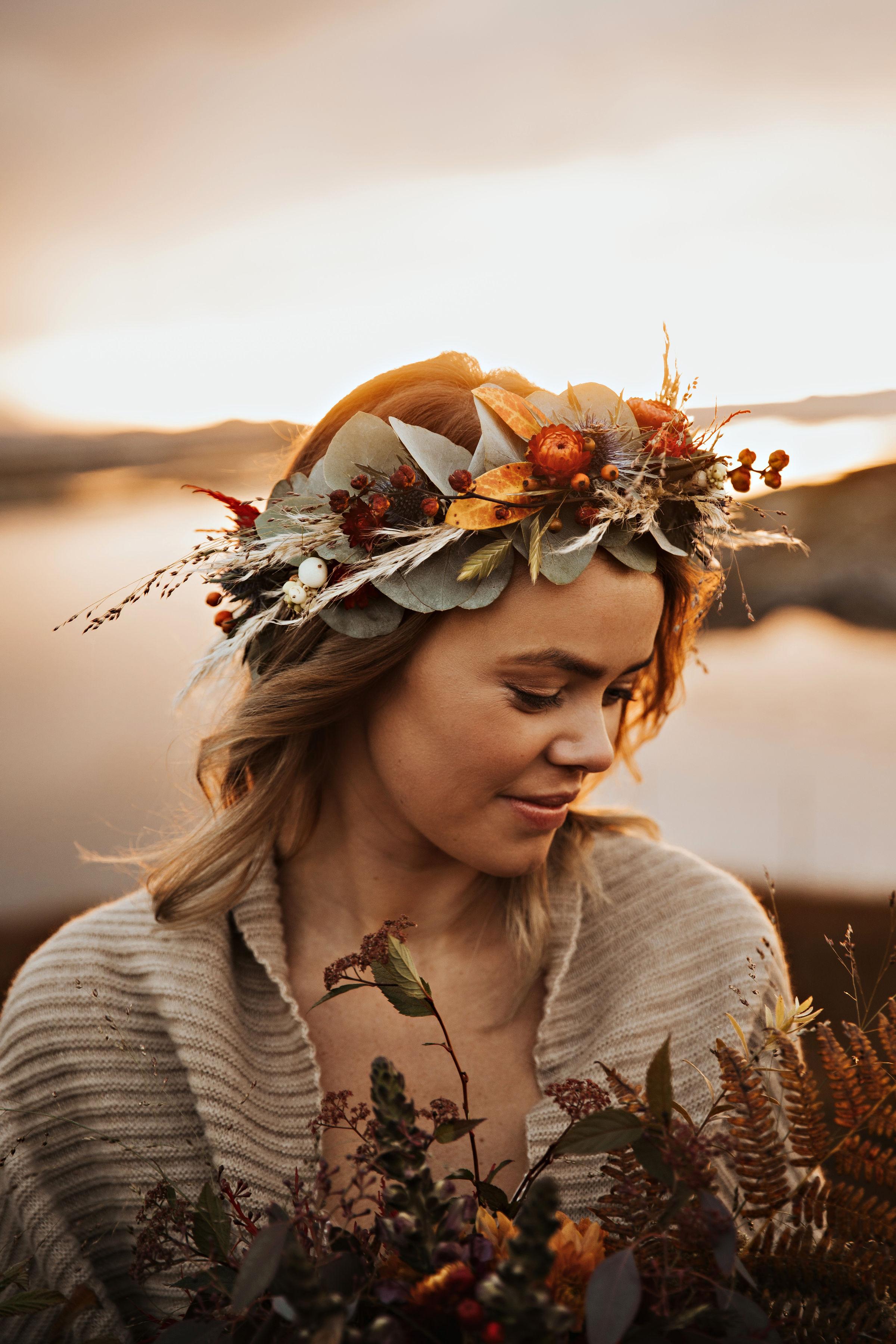 Hår/makeup: Birgit. Foto: Liben foto