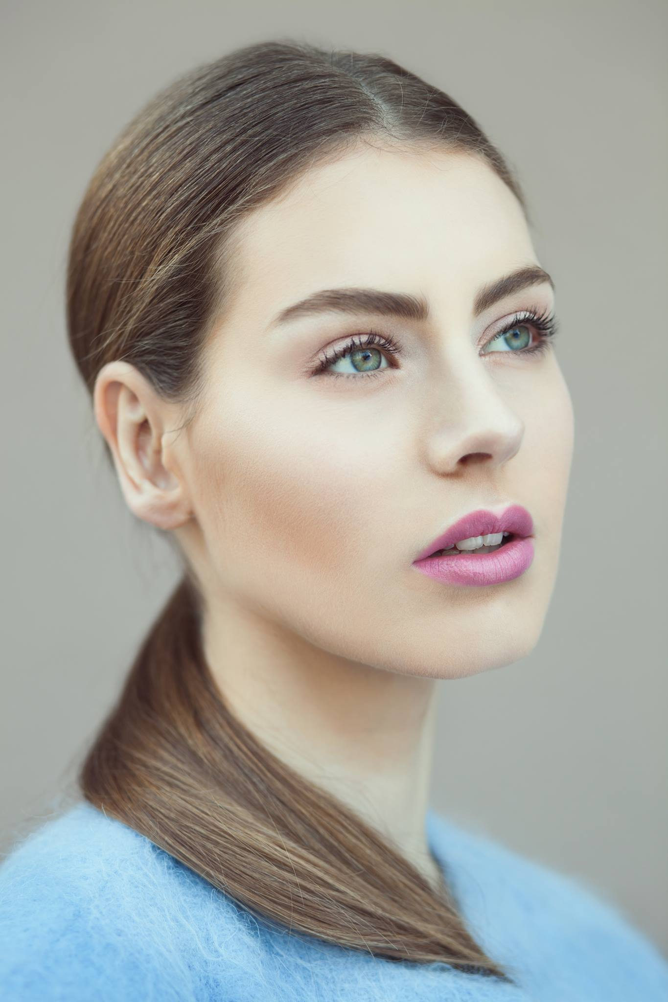 Beauty editorial for SVA Magazine.
