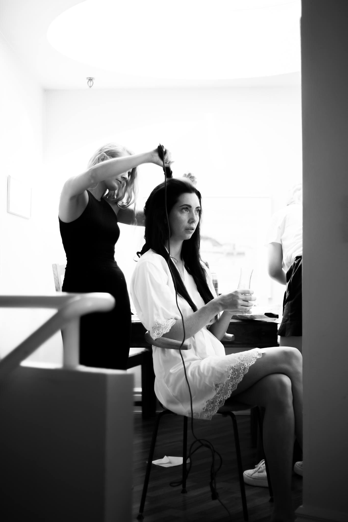 Hår/makeup: Birgit. Foto: Julie