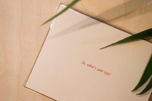 Greeting Card 8
